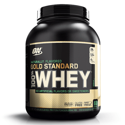 Optimum Nutrition Naturally Flavored Gold Standard 100% Whey 2.18kg