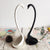 Best sale Innovation Kitchen Utensils Creative Swan Soup ware With Tray  Long Handle Stand Stable