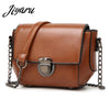 Women Bag Fashion Womens Messenger Bags Rivet Chain Shoulder Bag High Quality PU Leather Ladies Crossbody Handbags Tote Bags