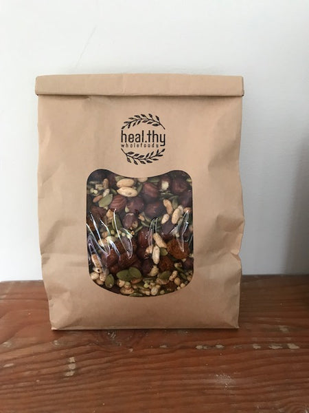 Central Ave Toasted Muesli
