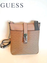 GUESS Crossbody Bag Mujer - Morral -  Palo Rosa