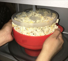 TAZON PLEGABLE PARA POP-CORN EN MICROONDAS