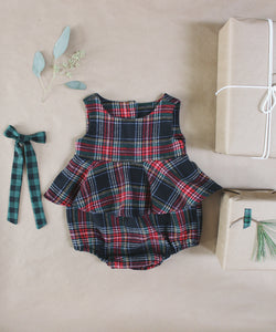 The Ruby Romper - Evergreen