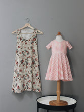 Load image into Gallery viewer, The Twirl Dress - Pink Gingham