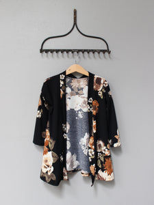 The Eloise Duster - Fall Floral