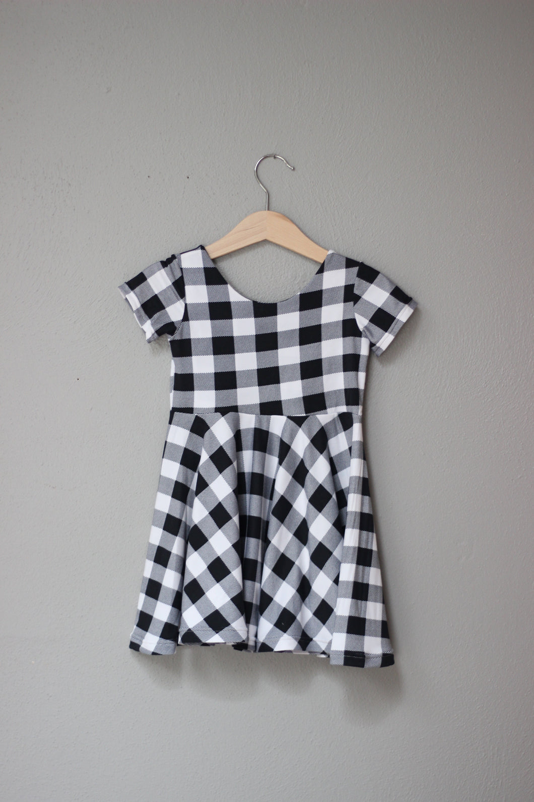 The Hazel Collection - Girl's Check