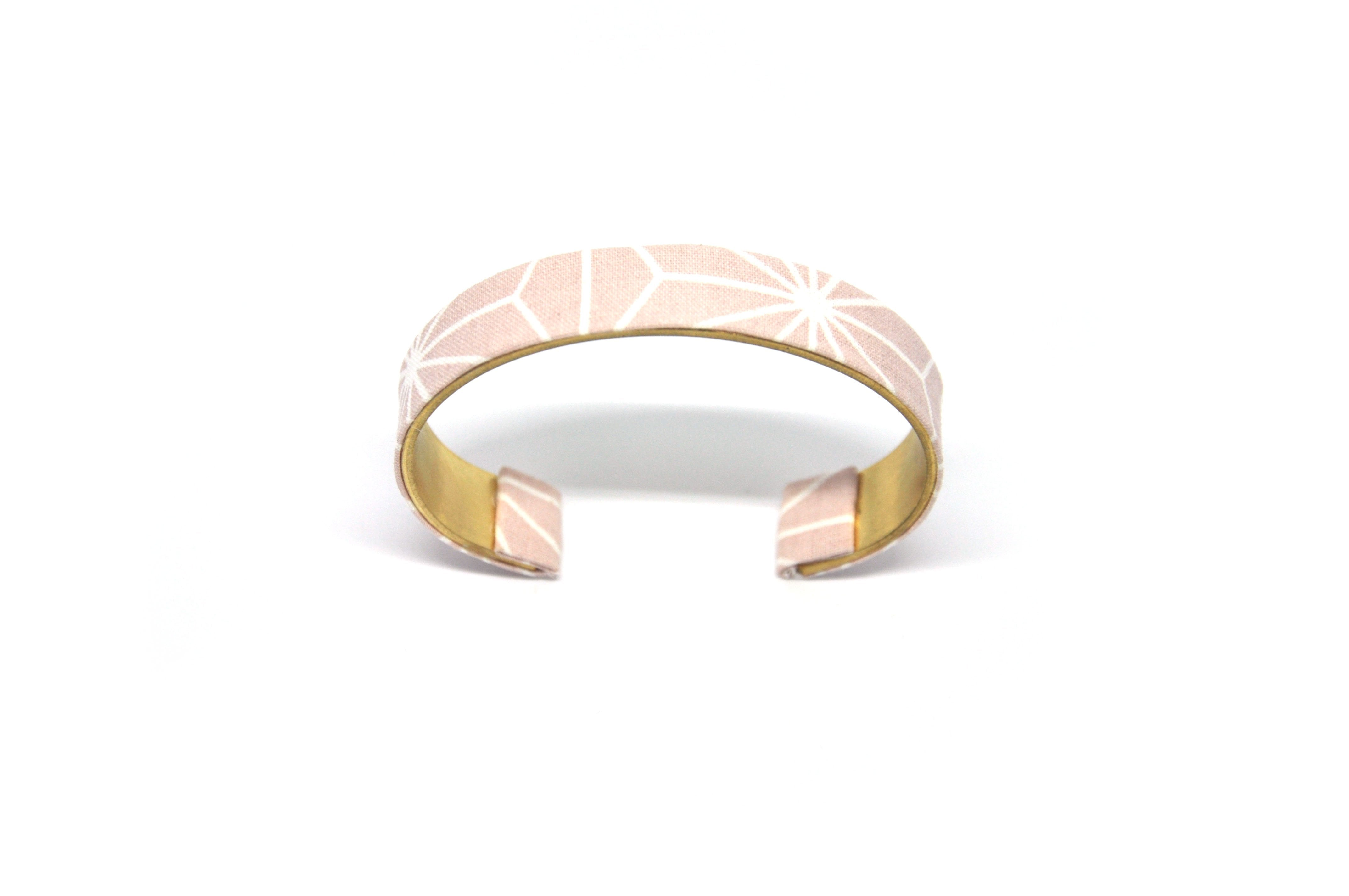 Bracelet Tendre rose