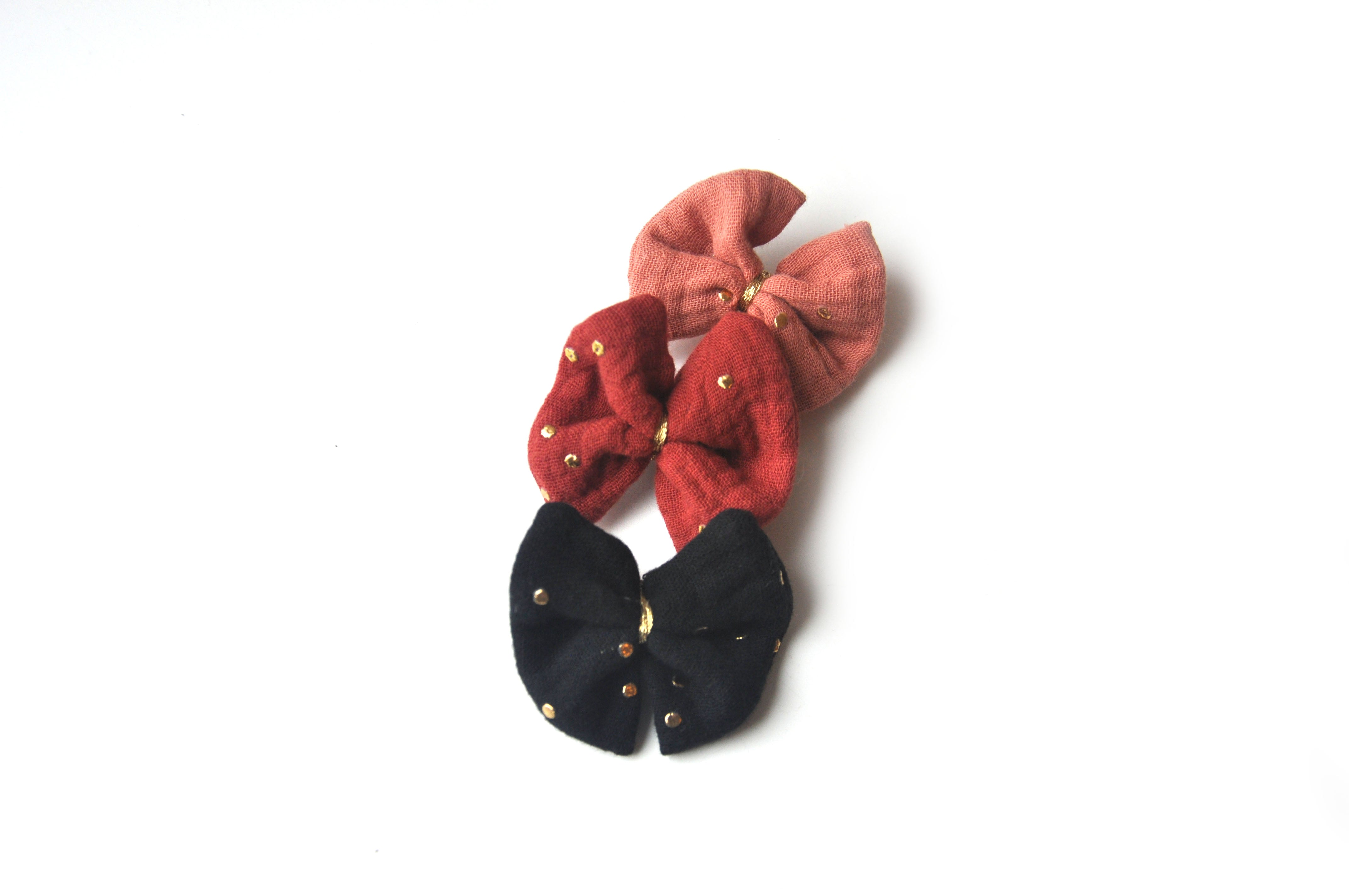 BARRETTES DUO BABY AUTOMNE