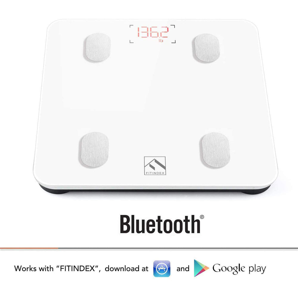FITINDEX Best Sales! Smart Bluetooth Body Fat Scale ES-26M