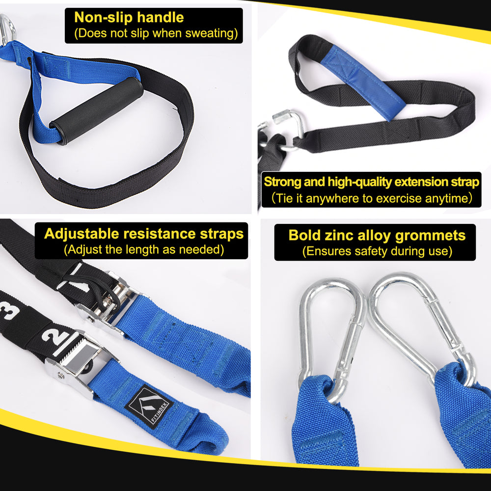 Bodyweight Resistance Trainer Kit
