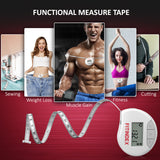 FITINDEX Bluetooth Smart Body Tape Measure