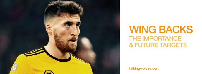 Wolves' Wing Backs: The Importance and Future Targets