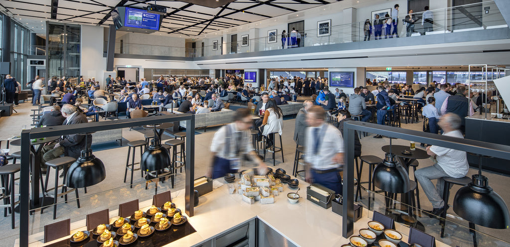 Spurs Travel Club Lounges