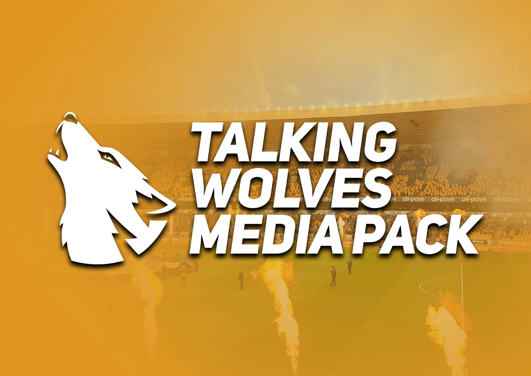 Talking Wolves Media Pack