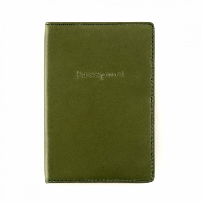 Moore & Giles Passport Wallet