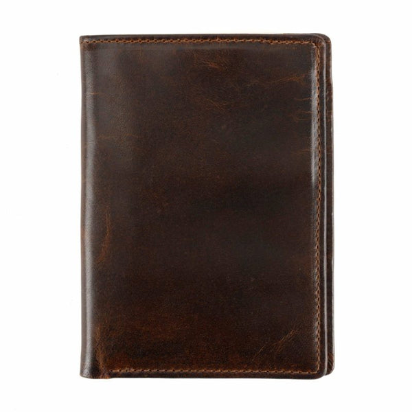 Moore& Giles Men's Wallet Brompton Brown