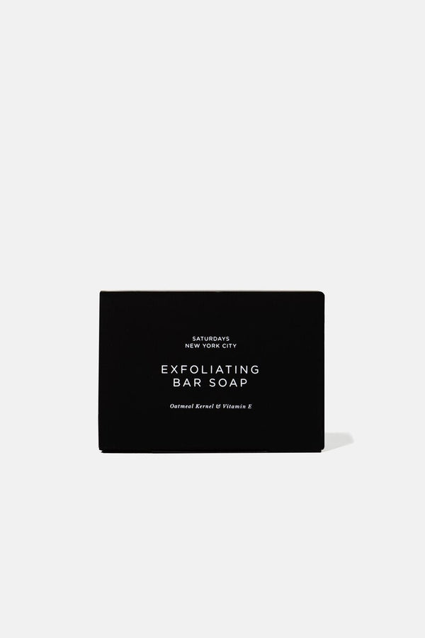Saturdays Exfoliating Bar Soap