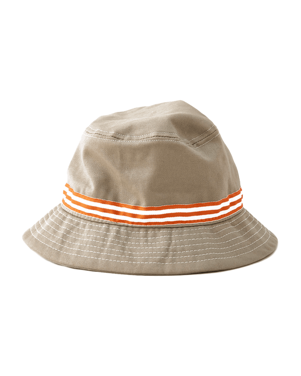 Corridor Khaki Orange Banded Bucket