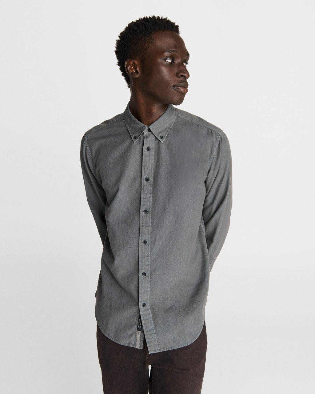 Rag & Bone Fit 2 Tomlin Shirt - Flannel