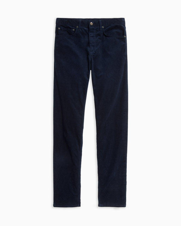 Rag & Bone Fit 2 Mid-Rise Cord Navy