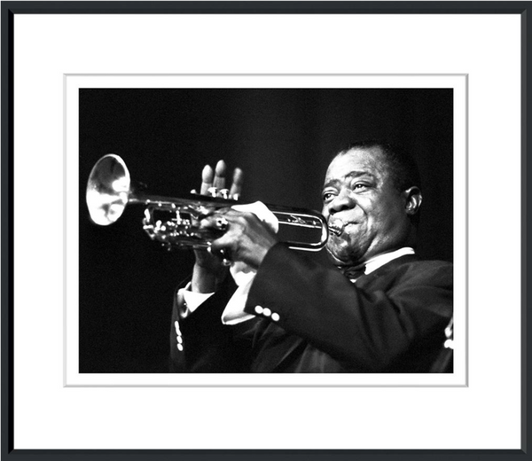 Trowbridge Louis Armstrong Art