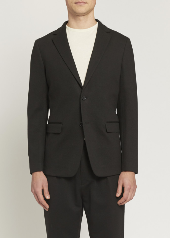 Theory Clinton Ponte Double Jacket