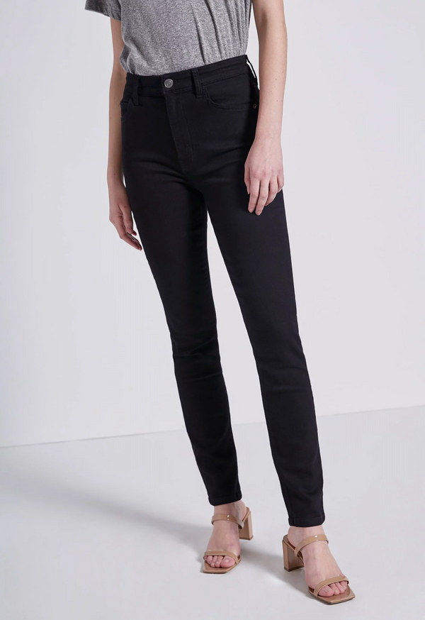 Current Elliott Original High Waist Stiletto Jean