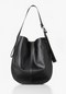 Rag & Bone Riser Carryall in black suede