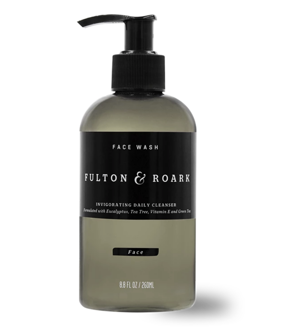 Fulton & Roark Face Wash  - 8.8 fl oz/ 260 ml