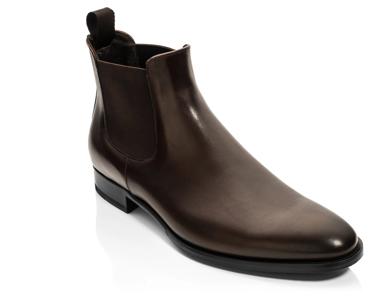 To Boot Shelby Boot Dark Brown Calf