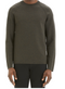 Theory Sweater Videla Pull Over Green