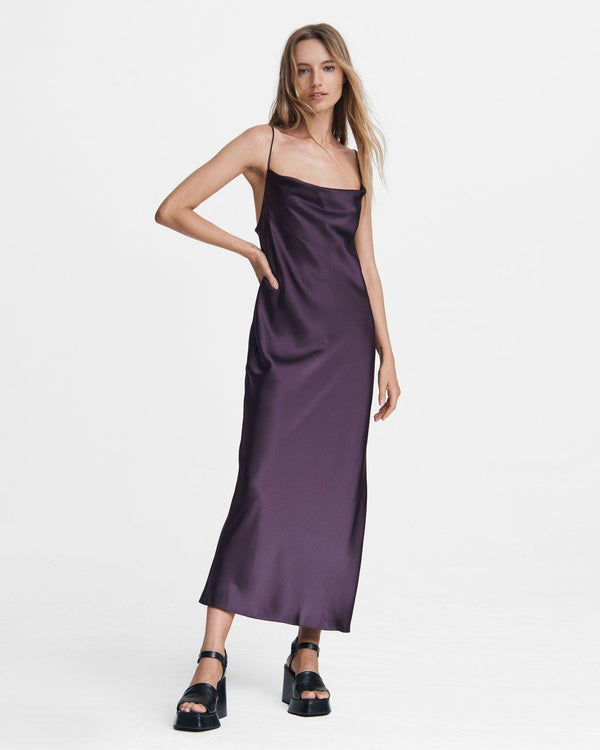 Rag & Bone Pauline Slip Midi Dress