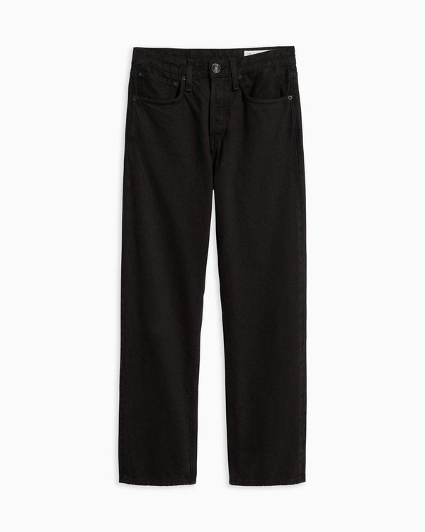 Rag & Bone Maya High-Rise Ankle- Straight Midnight