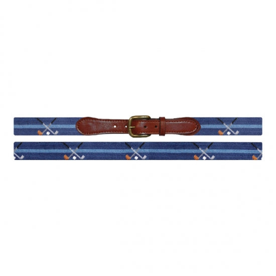 Smathers & Branson Crossed Clubs (Classic Navy)