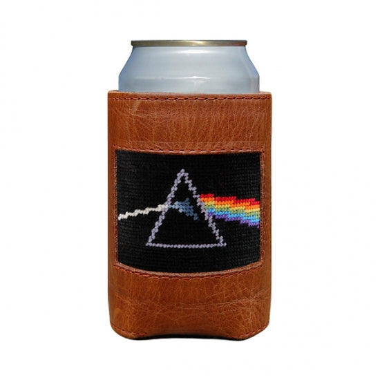 Smathers & Branson Pink Floyd Needlepoint Can Cooler