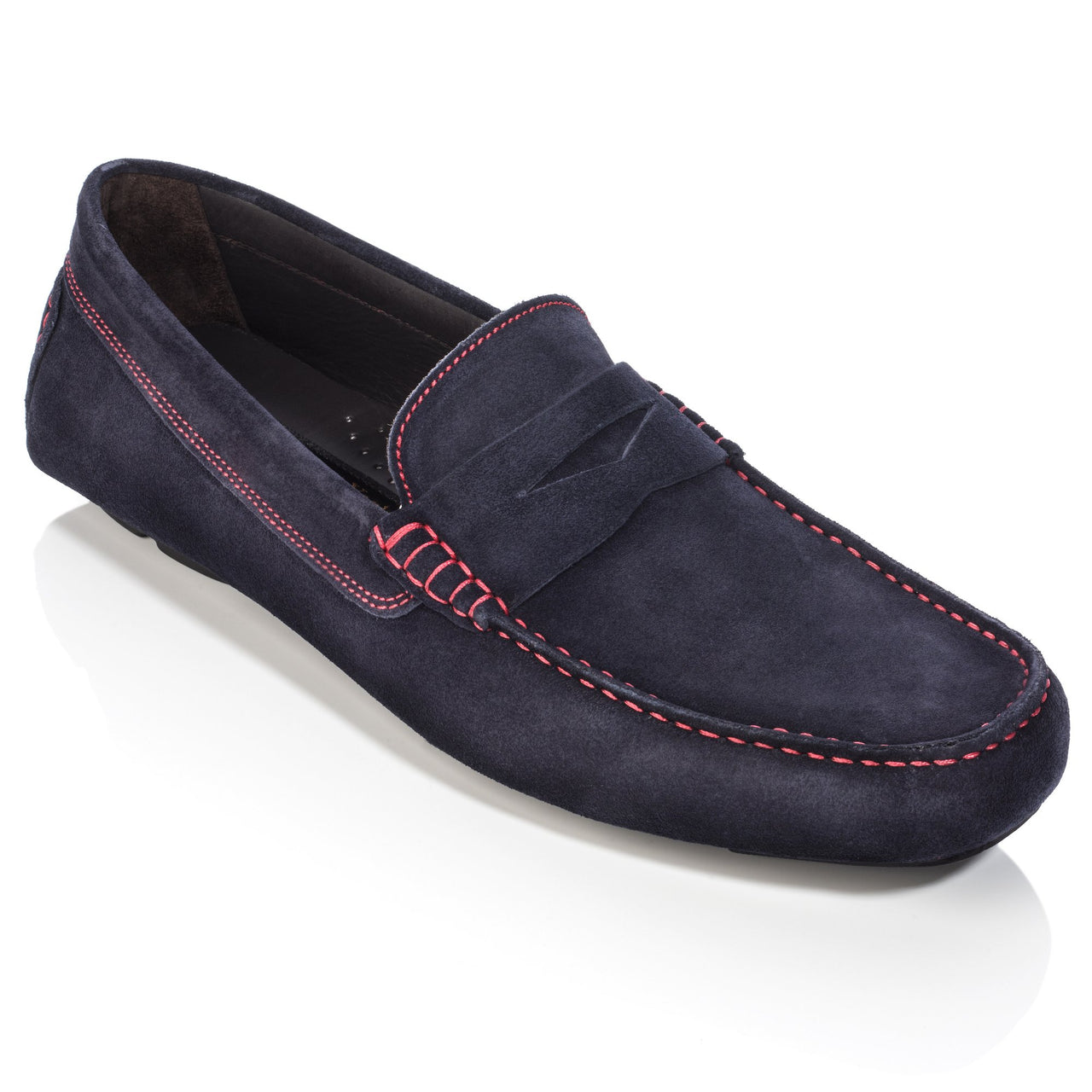 To Boot Driver Shoe Navy/Red