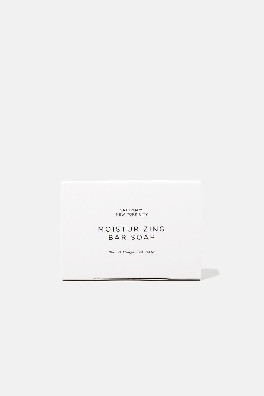Saturdays Moisturizing Bar Soap