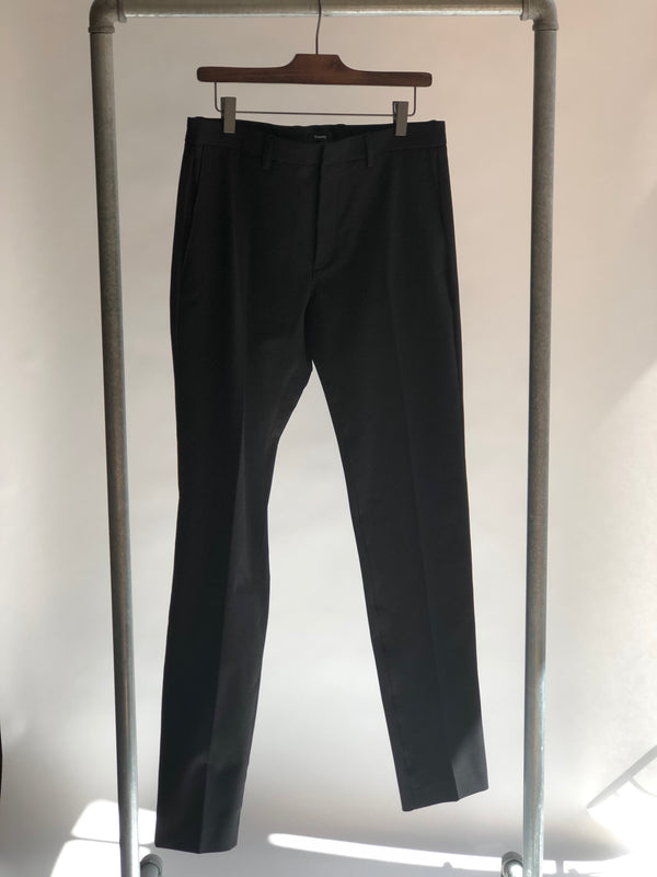 Theory Pant Mayer New Tailor Black