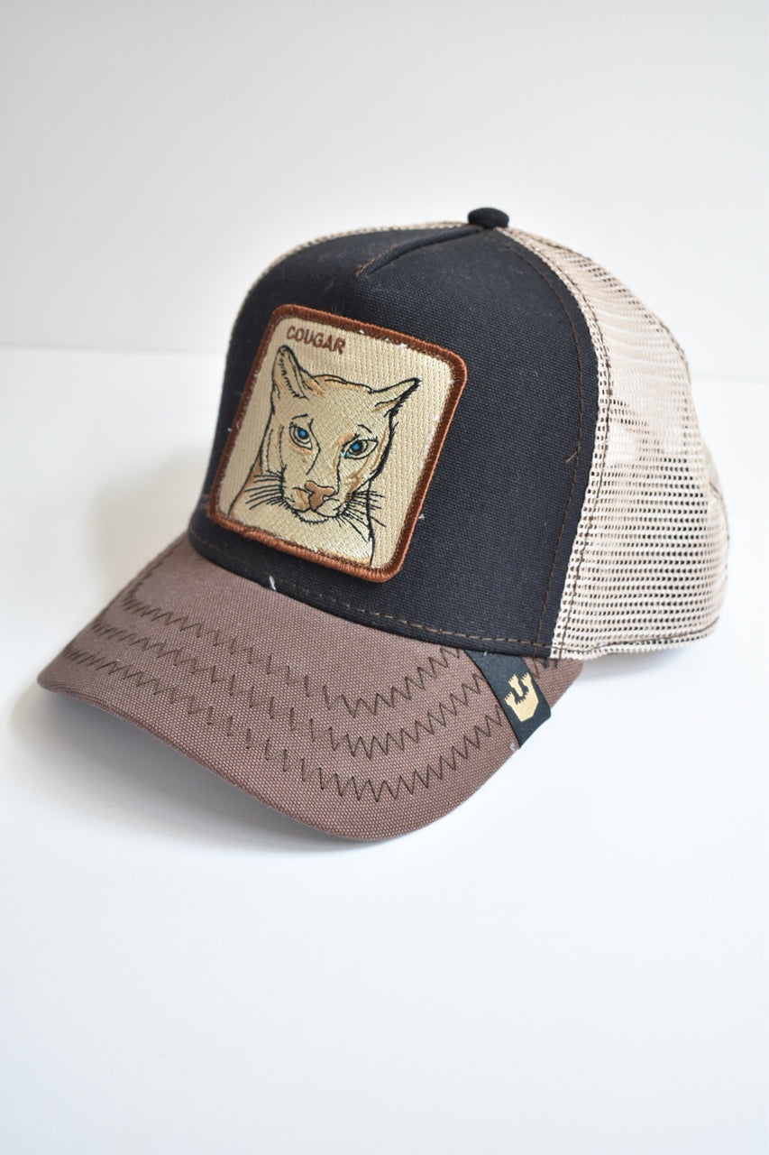 Goorin Bros Cougar Trucker Hat