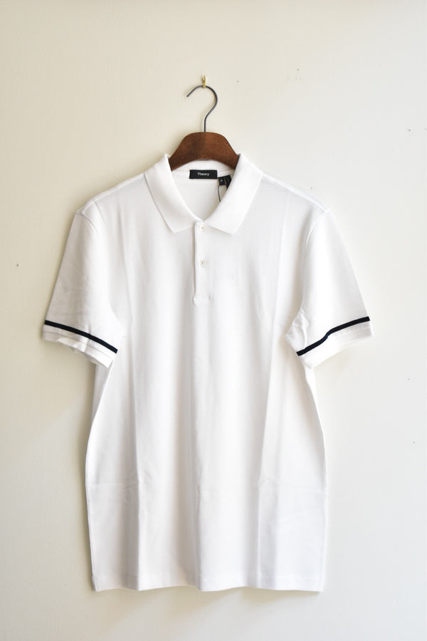 Theory Line Polo- Multiple Colors