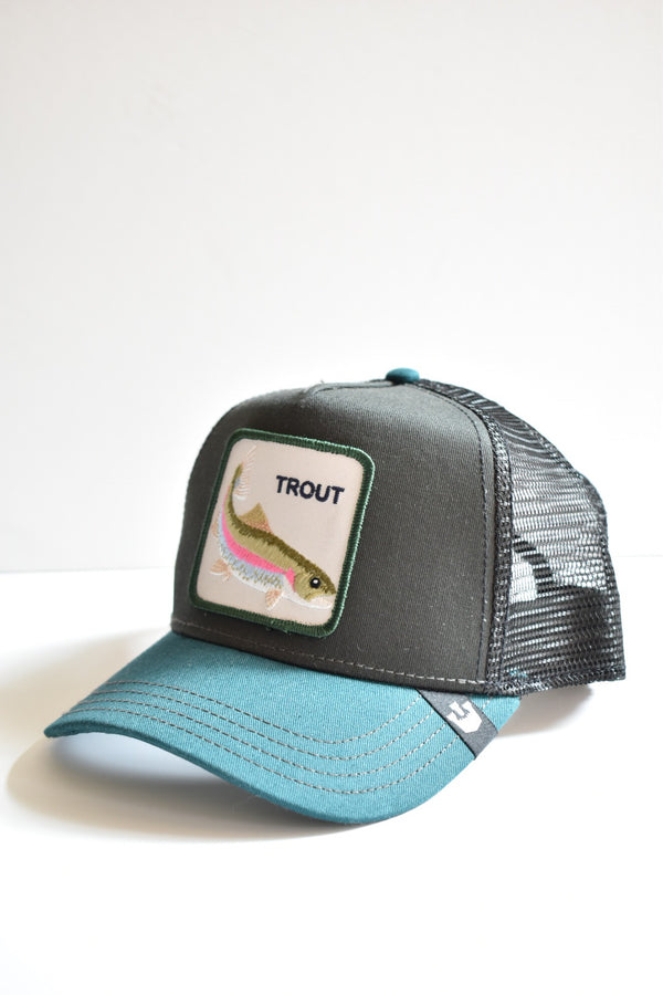 Goorin Bros Trout Trucker Hat