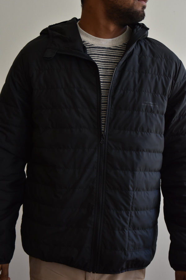 Saturdays Fujimura Puffer Coat