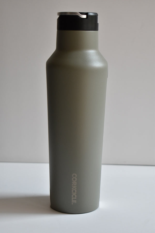 Corkcicle Sport Canteen 20oz Tactical Grey