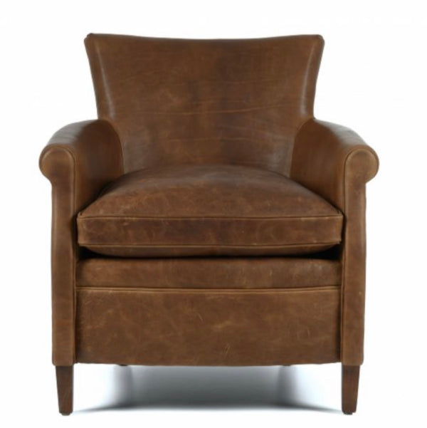 Moore & Giles 33 chair in Sonoma Toffee