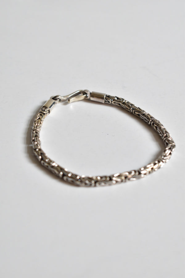 Caputo & Co Java Bracelet Sterling Silver