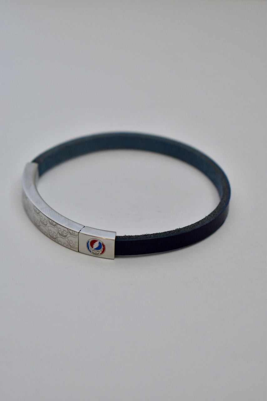 Tateossian Grateful Dead Slide Bracelet