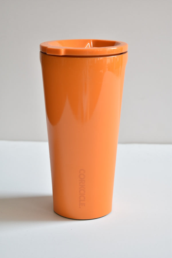 Corkcicle Tumbler 16oz Orange