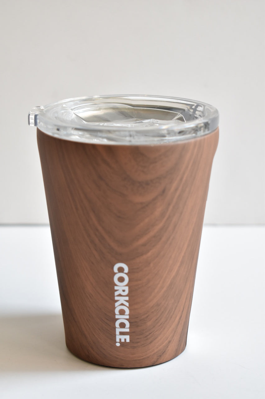 Corkcicle Tumbler 12oz Wood