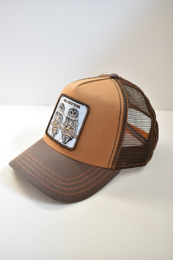 Goorin Bros Hooters Trucker Hat