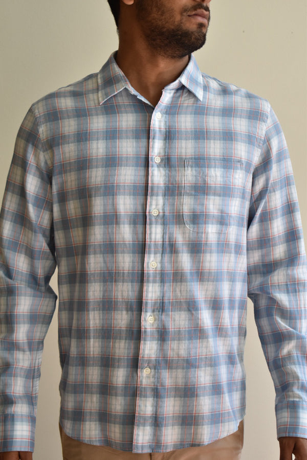Faherty Everyday Shirt Windward Plaid